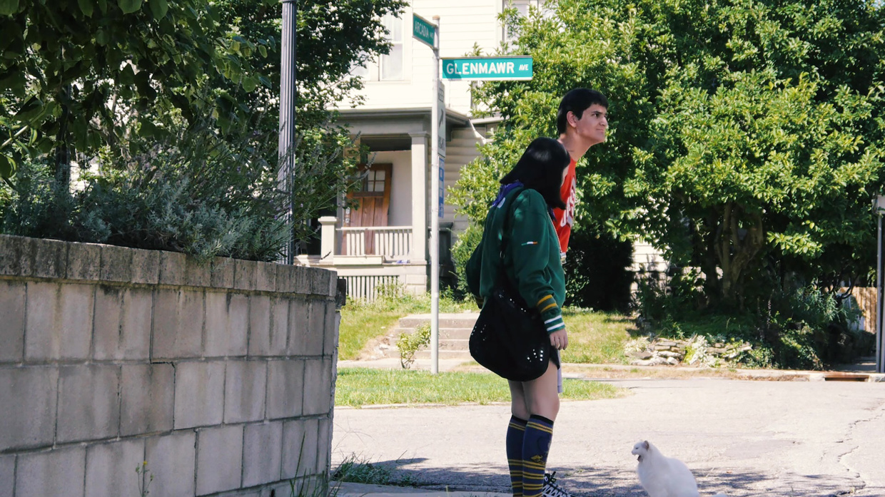 Feature Autism Film in Columbus Thoe WHo Spring of Me Cast with cat