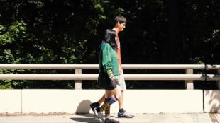 Feature Autism Film In Columbus Thoe Who Spring Of Me Cast On Bridge